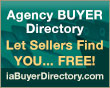 Insurance Agency Buyer Directory